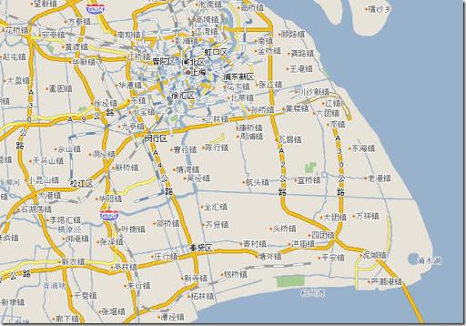 GIS Tech: Google香港大陸地圖